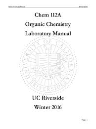 Cyclohexane Chair Conformation Model Kit by Chem 112a Lab Book W16 Final Thin Layer Chromatography