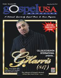 Gospel USA Magazine By Gospel USA Magazine - Issuu You Ask Me Why Im Happy Youtube Chester Baldwin Sing It On Sunday Morning Online Bookstore Books Nook Ebooks Music Movies Toys Obituary Maryanne Taptich Barnes Realtor Tpreneur And The Blog St Peters Lutheran Church Of Warsaw Indiana Olive Tree Network Hosts Martin Luther King Jr Breakfast Jan 16 2017 Video Thank God For Bible 1981 Rev F C Sister Janice Barnes Restoration Worship Center Choir Luther Favor Larry Crews Family What Will By Simonetta Carr Can Say