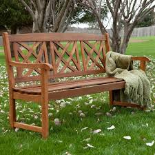 20 Extraordinary Wood Outdoor Bench Digital Image Ideas Exterior