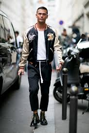 The Best Street Style From Paris Mens Fashion Week SS17 Buro 24 7