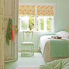 best of curtains for green bedroom inspiration with fresh and