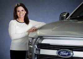 100 Hot Female Truck Drivers Alana Strager The Woman Behind In Front Of And In The Ford F150
