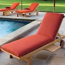 Patio Furniture Cushions Sunbrella by Oxford Garden 77 75 X 23 5 In Sunbrella Chaise Lounge Cushion