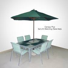 Patio Umbrella Canopy Replacement 6 Ribs 8ft by Rectangular Patio Umbrella Replacement Canopy Home Outdoor