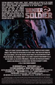 Read Up On Marvel Comics Winter Soldier @ The Thought Balloon Captain America The Winter Soldier Photos Ptainamericathe Exclusive Marvel Preview Soldiers Kick Off A Rescue Bucky Barnes Steve Rogers Soldier Youtube 3524 Best Images On Pinterest Bucky Brooklyn A Steve Rogersbucky Barnes Fanzine Geeks Out The Cosplay Soldierbucky Gq Magazine Warmth Love Respect Thread Comic Vine Cinematic Universe Preview 5 Allciccom Comics Legacy Secret Empire Spoilers 25