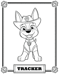 Printable Colouring Pages Paw Patrol Coloring Book Bulk Free