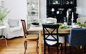 an easy and creative table setting idea