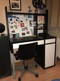 Ikea Micke Corner Desk by Great Condition Ikea Micke Work Station In Carryduff Belfast