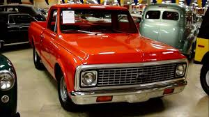 1972 Chevrolet C10 Shortbed Pickup - YouTube 1972 Chevy K20 Pick Up 4x4 Dealer Keeping The Classic Pickup Look Alive With This 1968 Trucks For Sale Truck Chevrolet Suburban K5 Blazer For Sale 84525 Mcg C10 Pickups Panels Vans Original Pinterest Black Betty Photo Image Gallery Stepside Short Bed Up Cst Longbed Frame Off Restoration No Dents Hemmings Find Of Day Cheyenne P Daily 1971 Chevy Pickup Custom 10 Orange 350 Motor