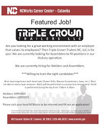 100 Triple Crown Trucking Trailers LLC Featured Job Wpcog