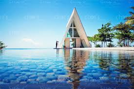 100 Bali Infinity Chapel Conrad Cheeswedding