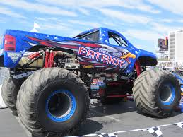 The Patriot | Monster Trucks Wiki | FANDOM Powered By Wikia