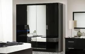 ambra modernes schlafzimmer schrank schwarz