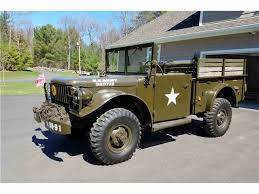 1952 Dodge M37 For Sale | ClassicCars.com | CC-986079 Dodge Trucks Craigslist Unusual M37 For Sale Buy This Icon Derelict Take Command Of Your Town 1952 Dodge Power Wagon Pickup Truck Running And Driving 1953 Not 2450 Old Wdx Wc Wc54 Ambulance Sale Midwest Military Hobby 94 Best Images On Pinterest 4x4 Army 2092674 Hemmings Motor News For 1962 With A Supercharged Hemi Near Concord North Carolina 28027 Ww2 Truck Beautifully Restored Bullet Motors M715 Kaiser Jeep Page