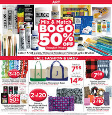 Christmas Tree Shop Dartmouth Ma Flyer by View A C Moore Weekly Craft Deals