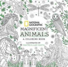 National Geographic Magnificent Animals A Coloring Book Paperback Affiliate