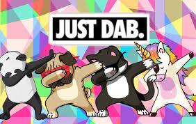 Dab Dabbing Panda Unicorn Dog Cat