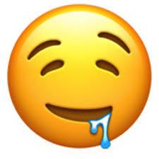 Drooling Face Emoji U 1F924