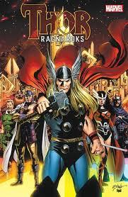 Thor Ragnaroks By Michael Avon Oeming