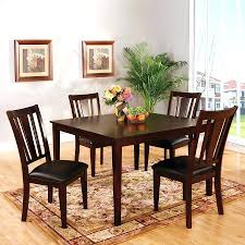 Captain Chairs For Dining Room Table by Ikea Espresso Dining Room Set Color Table Colored Tables Dark