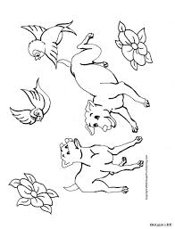 Coloring Pages Of Cute Dogs And Puppies Free Puppy Dog Page Sheets Color