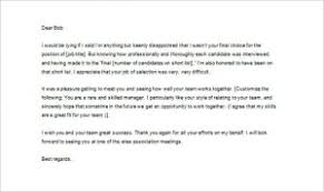 Ideas Collection Thank You Letter after Interview Email Enom Warb