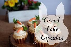 carrot cake cupcakes marion s kaffeeklatsch