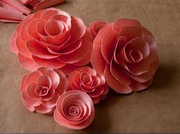 How To Make Paper Roses Step By