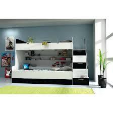chambre avec lit mezzanine 2 places meuble et mobilier pour ado lit pour chambre d ado literie
