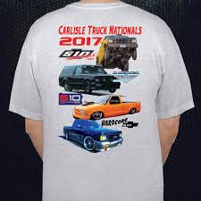 2017 Carlisle Truck Nationals Event T-Shirt | S10 Addictions Intertional Pickup Truck At Carlisle Nationals Flickr Includes Shows Shopping Pennlivecom 2013 Not Your Average Show Zone Offroad Blog The 2010 Hot Rod Network Movin Out Cool Breezes And Trucks At 2017 Visit American Racing Headers The Chrysler Records Fall In 2016 Bangshiftcom Ford 2018 Coverage Car Show Trucks Teaser Trailer Youtube