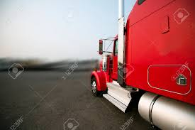 100 Big Cabin Truck Stop Rigs Semi S Of Different Brands Models And Colors Are