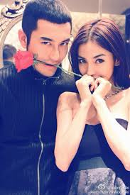 Angelababy Huang Xiaomings Engagement Photos Leaked B