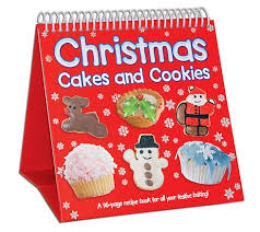 Christmas Cakes And Cookies Look Inside