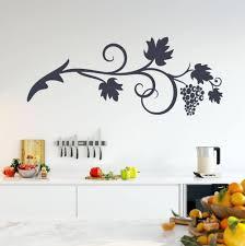 dekorieren sie ihre küche mit einem originellen wandtattoo