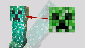 Minecraft Creeper Pumpkin Carving Patterns by How To Make A Minecraft Creeper Costume Halloween Ideas