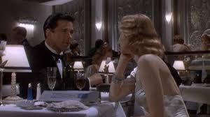 Lamont Cranston Meets Margo Lane At The Cobalt Club