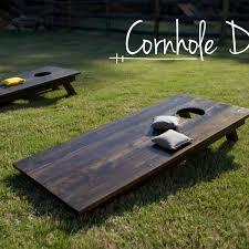 Cornhole DIY WoodworkGames Pinterest Bricolage Jeux Et Jeu