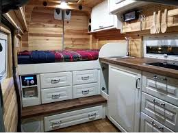 100 Vans Homes 19 Best Sprinter Van Conversion Interiors Home Design Garden