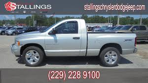 100 Dodge Ram 1500 Trucks Used 2005 In Thomasville Serving Moultrie GA