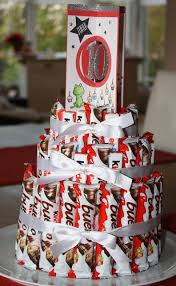zauberhaft handgemacht bueno torte kindergeburtstag 3d