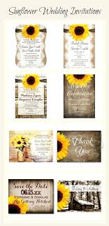 Awesome Sunflower Wedding Invitations Cheap For Off Invites When You Order Country Style Unique