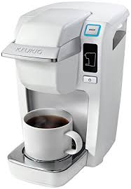 Keurig K10 Mini Plus Brewing System White Kitchen
