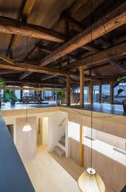 100 Wooden Houses Interior 11 Architects Push Habitable Space Boundaries For Remodeled Wooden