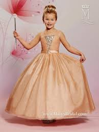 Marys Bridal F475 Flower Girl Dress