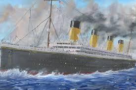 Brittanic Sinking by Rms Britannic 1922 By Rhill555 On Deviantart