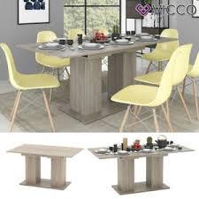 ausziehbare tisch stuhl sets mit bis zu 8 sitzplätzen