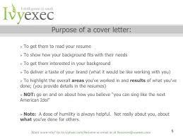 Purpose Resume Cover Letter] Purpose Cover Letter Purpose