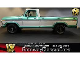 1977 Ford F150 For Sale | ClassicCars.com | CC-1064213 70 Vs 77 Body Ford Truck Enthusiasts Forums 197077 Maverick Parts Call For Complete Price Custommags Fseries Sixth Generation Wikipedia Chip Foose Mustang Tuning Steering Coupler Replacement Hot Rod Network F150 Questions Is The Vin Plate On A 1977 Ranger 1937 V8 Stake Bed 77805 Super Camper Specials Are Rare Unusual And Still Cheap 93 Flareside Bed 682 Tpa Custom Youtube Vintage Pickups Searcy Ar