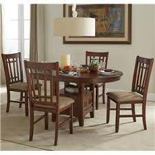 Intercon Mission Casuals 5 Piece Table Chair Set