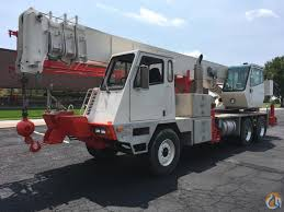 100 Trucks For Sale In Colorado Springs 1999 TEREX T340 Crane For In On